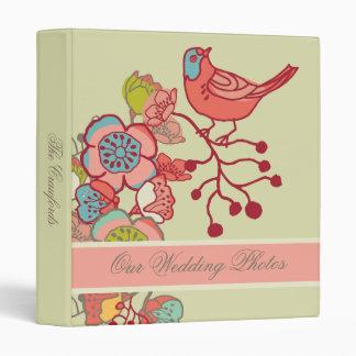 Casar los pájaros banales que casan la carpeta