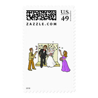 Casar los sellos/las recepciones 41