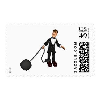 Casar los sellos/las recepciones 4 sello