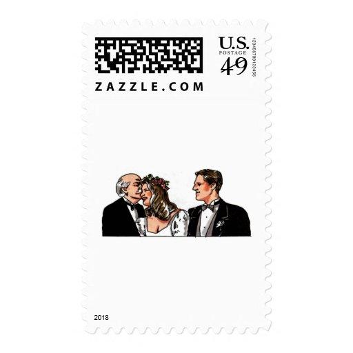 Casar los sellos/los diseños 5 sellos