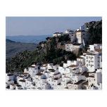 Casarea, Malaga Province, Spain Europe Postcards
