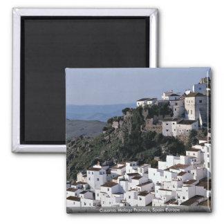Casarea, provincia de Málaga, España Europa Imán Cuadrado