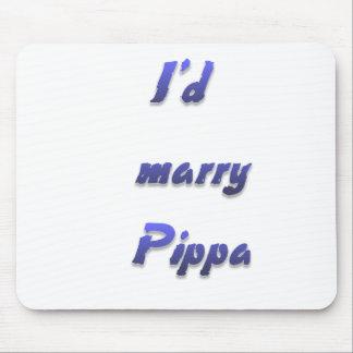 Casaría Pippa Tapete De Raton