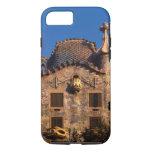 Casas Batilo, arquitectura de Gaudi, Barcelona, Funda iPhone 7
