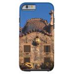 Casas Batilo, arquitectura de Gaudi, Barcelona, Funda Resistente iPhone 6