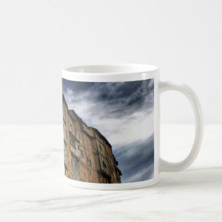 Casas colgadas in Frias, Spain Coffee Mug