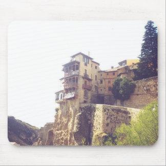 Casas colgantes de Cuenca España Tapete De Ratón