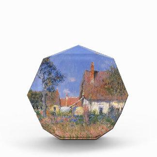 Casas de Gustavo Loiseau- en Normandía