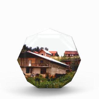 Casas de la ladera