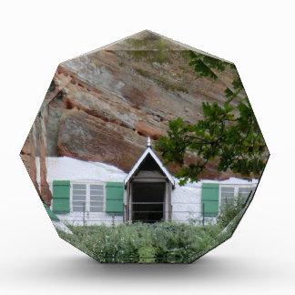 Casas de la roca del borde de Kinver