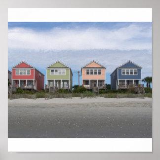 Casas de Myrtle Beach Impresiones
