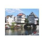 Casas de puente de Bad Kreuznach, Alemania
