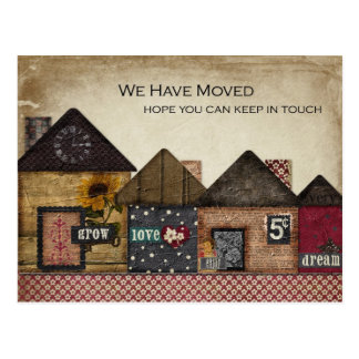 Casas del arte popular que nos hemos movido postales