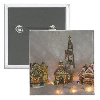 Casas del navidad - modificadas para requisitos pa pin cuadrado