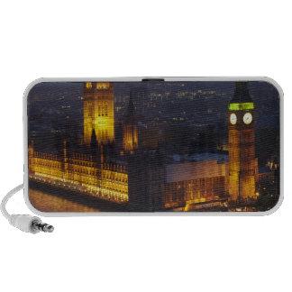 Casas del parlamento, Big Ben, Westminster Altavoz De Viaje