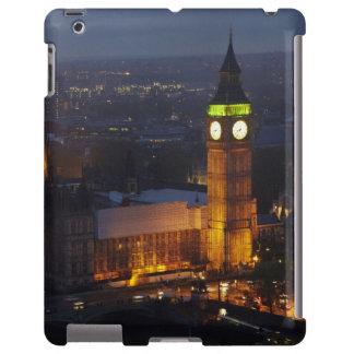 Casas del parlamento, Big Ben, Westminster Funda Para iPad