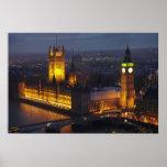 Casas del parlamento, Big Ben, Westminster Impresiones