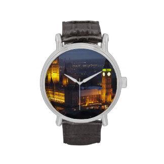 Casas del parlamento, Big Ben, Westminster Relojes De Mano