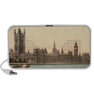 Casas del parlamento, Londres, Inglaterra Mini Altavoces