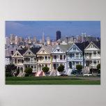 Casas del Victorian Impresiones