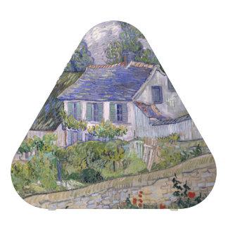 Casas en Auvers de Vincent van Gogh Altavoz Bluetooth