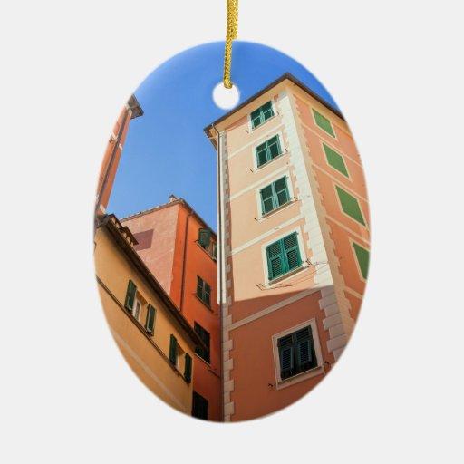 casas en Camogli Ornato