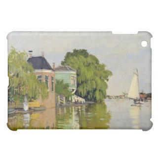 Casas en el Achterzaan - Claude Monet