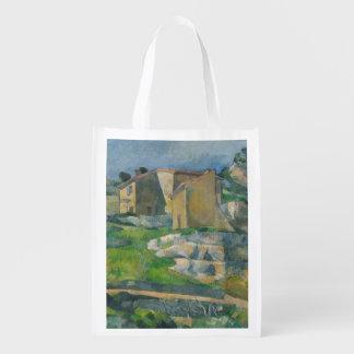Casas en la Provence: El valle de Riaux Bolsa Reutilizable