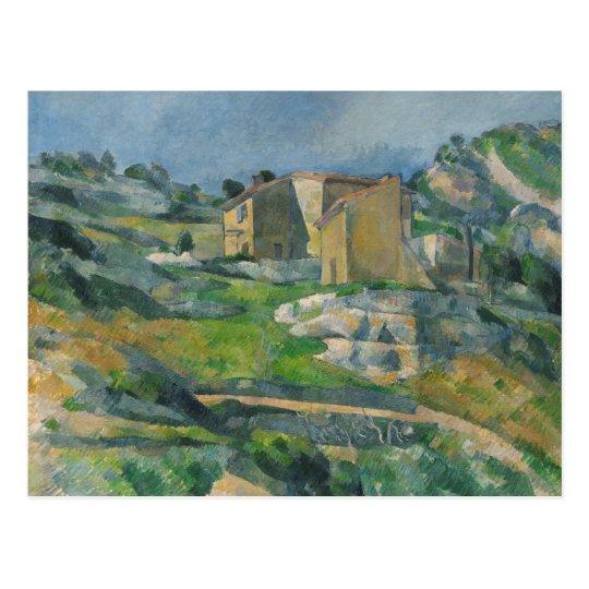 Casas en la Provence: El valle de Riaux Tarjeta Postal