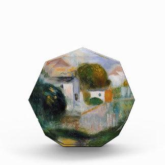 Casas en los árboles de Pierre-Auguste Renoir