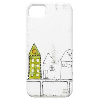 casas quebradas iPhone 5 cárcasas