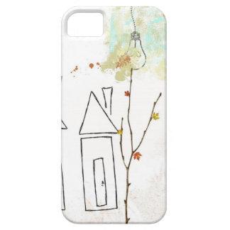 casas quebradas iPhone 5 Case-Mate protectores