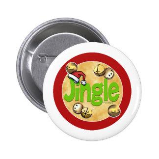 Cascabeles Pin Redondo 5 Cm