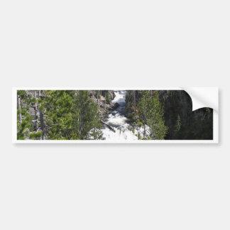Cascada Pegatina De Parachoque