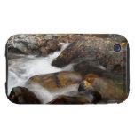 Cascada de Alaska del otoño del AAW iPhone 3 Tough Coberturas