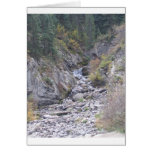 Cascada de Colorado Felicitaciones