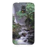 Cascada de conexión en cascada Costa Rica de la tr Funda Para Galaxy S5