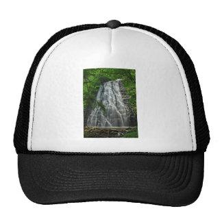 Cascada de conexión en cascada hermosa gorras de camionero