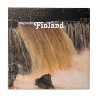 Cascada de Finlandia Azulejo Ceramica