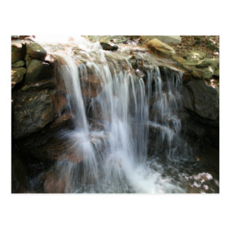 Cascada de Helen Georgia de las caídas del rubí de Postales