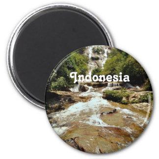 Cascada de Indonesia Imán Para Frigorifico