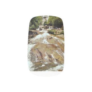 Cascada de Indonesia Pegatinas Para Manicura