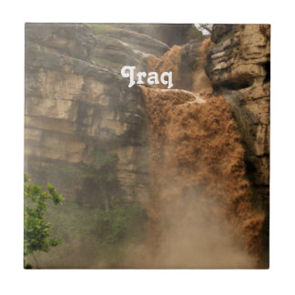 Cascada de Iraq Teja Cerámica
