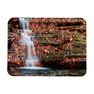 Cascada de la cascada de Pocono Iman Rectangular