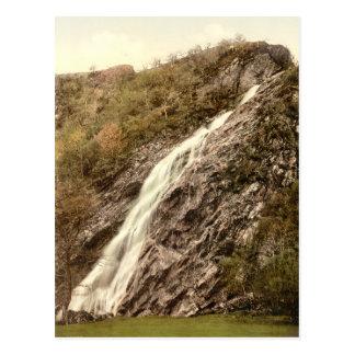 Cascada de Powerscourt condado Wicklow Postal