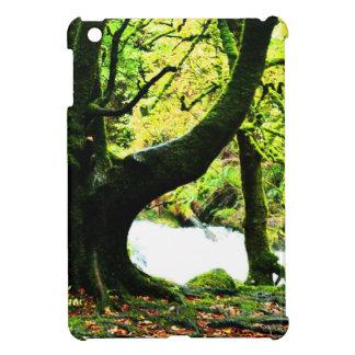 Cascada de Torc iPad Mini Funda
