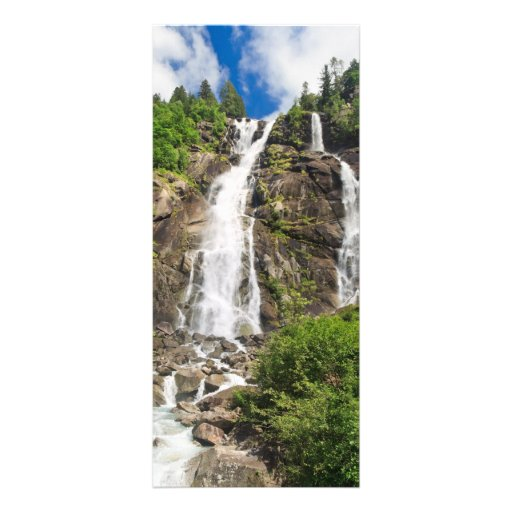 Cascada de Trentino - de Nardis Tarjetas Publicitarias A Todo Color
