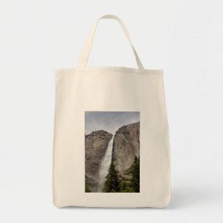 Cascada de Yosemite Bolsas De Mano