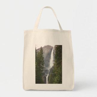 Cascada de Yosemite Bolsa Tela Para La Compra