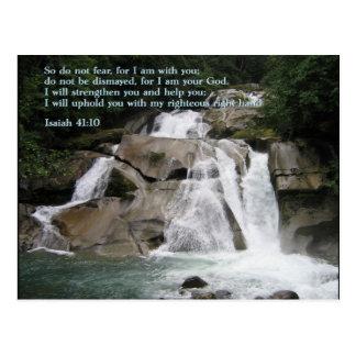 Cascada del 41:10 de Isaías Postales